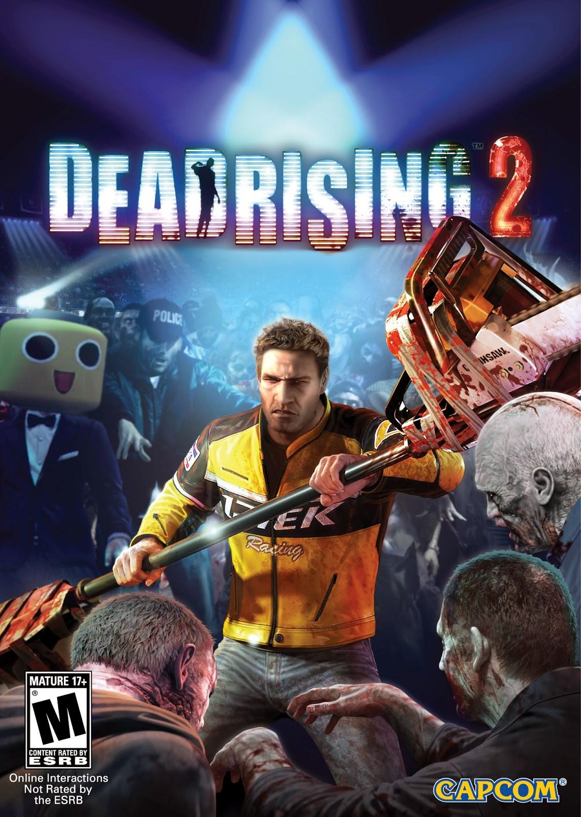DEAD RISING 2-SKIDROW
