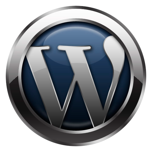Curso Word Press Essencial - Logotipo Wordpress PNG