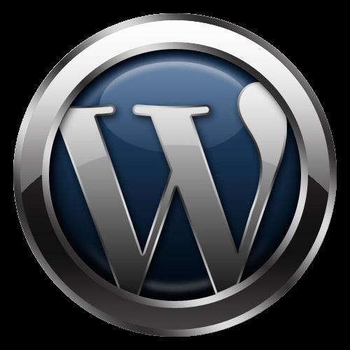 Curso Word Press Essencial - Logotipo Wordpress PNG
