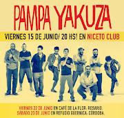 Después de tocar en GROOVE y estrenar nuevo video, Pampa Yakuza, . pampa fechas