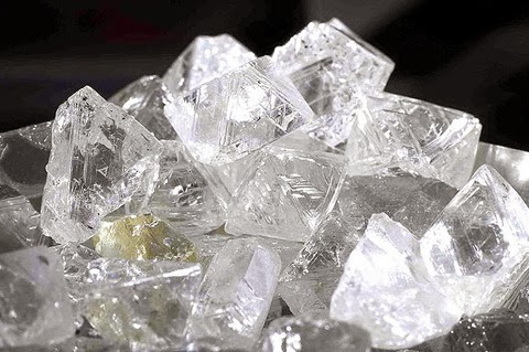 Some Facets of the Geology of Diamonds