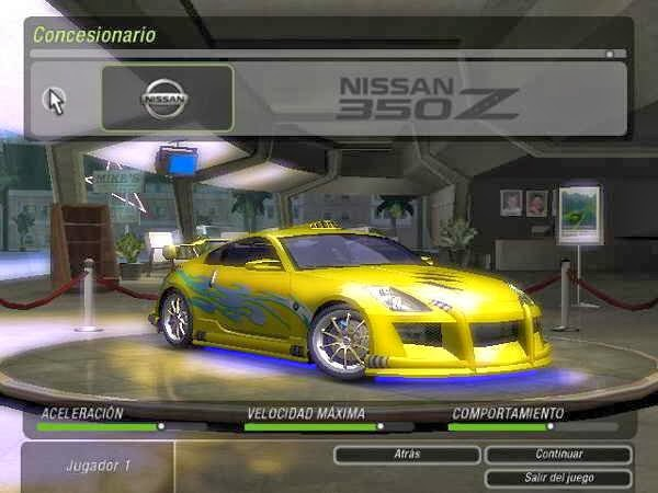 Need For Speed Underground 2 Rip