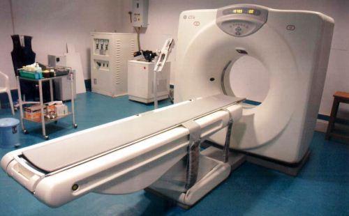 Mesin CT scan