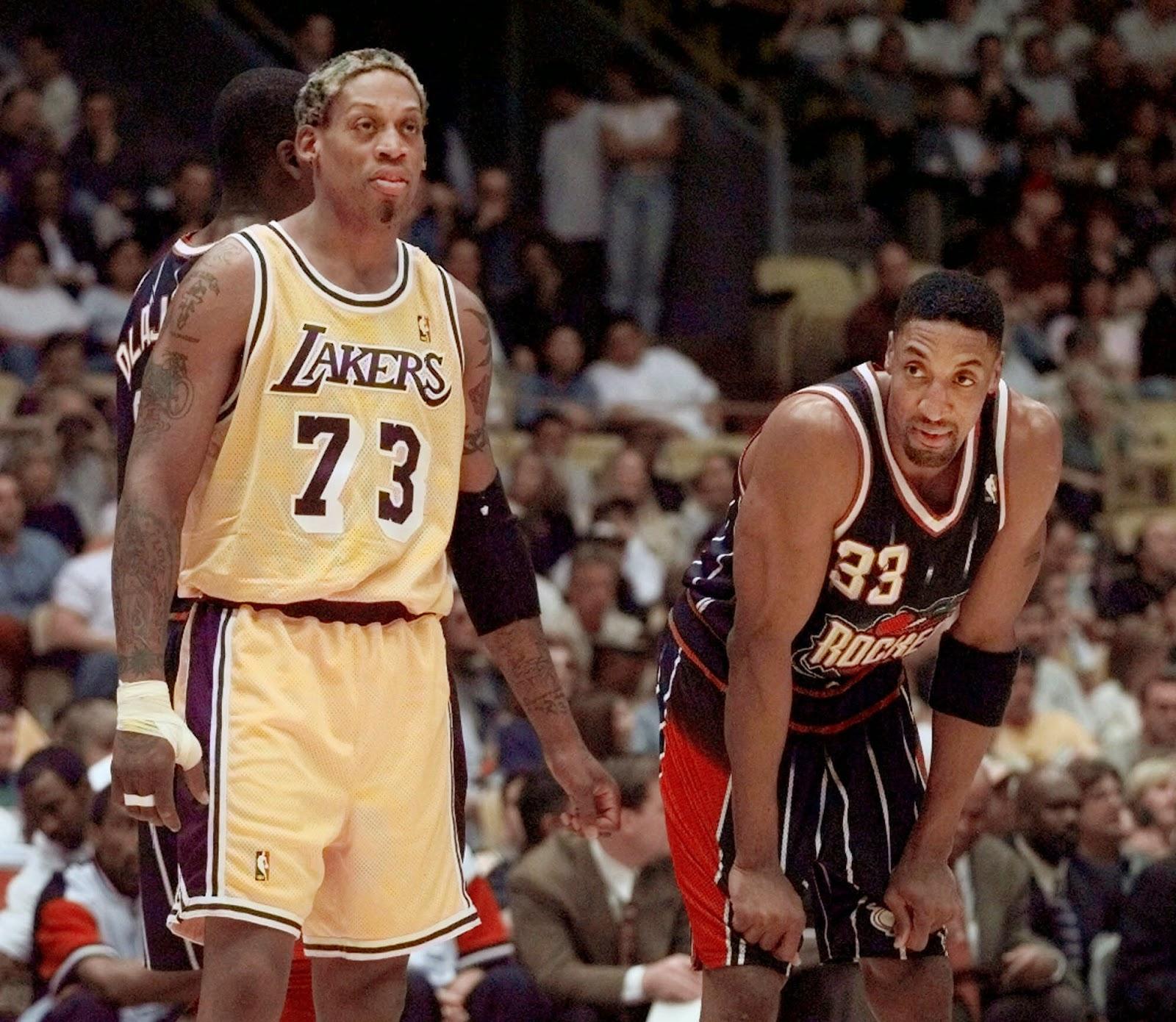 Virgil's Blog: Chicago Bulls x Dennis Rodman [1997-1998]