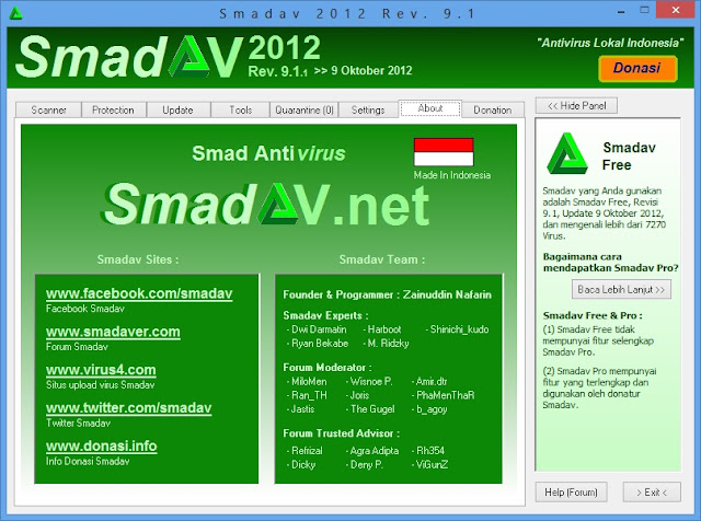 Download AntiVirus Smadav Terbaru 2013 - Update Terbaru