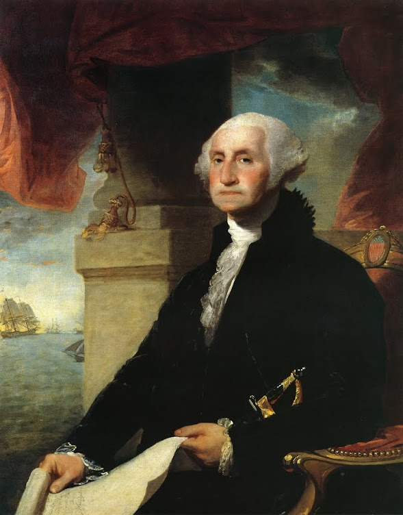 Celebrity of the Month ~ George Washington