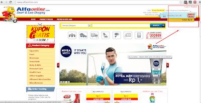 toko Online murah, review, alfamart online