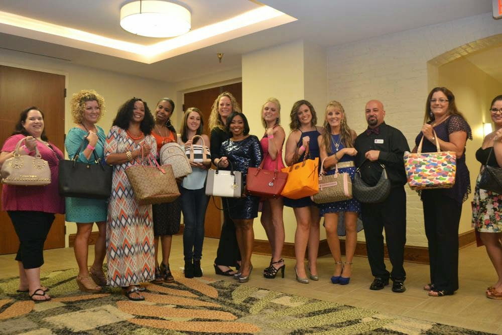 Compassionate hands hearts breast cancer outreach for Mercedes benz millenia mall