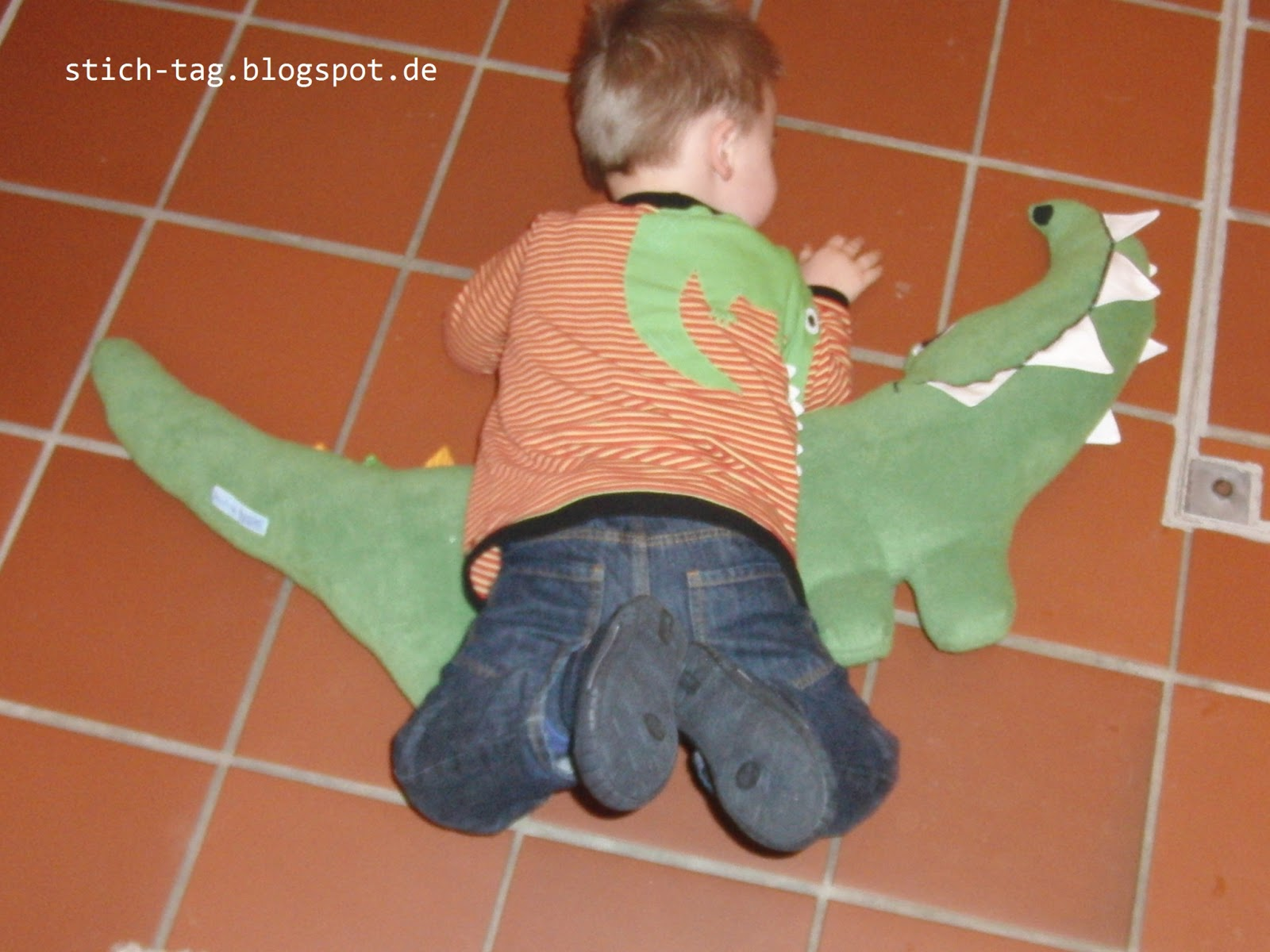 Stich-Tag: See you later alligator!