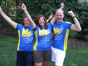 Pan Mass Challenge Team
