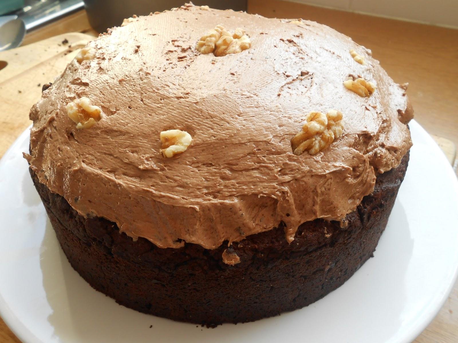Recipe: Sugar-Free Chocolate Cake