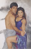 Raveena Tandon Old time Lipkiss Hot Photos