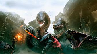 #10 Dragons Dogma Wallpaper