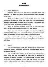 Contoh Pendahuluan Makalah Skripsi Dan Karya Ilmiah Yang Baik Dan