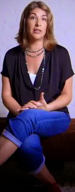 Naomi Klein, 2014.