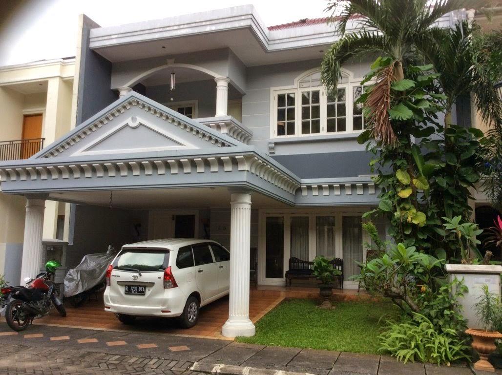 Rumah di Komplek Graha Hijau 2, Ciputat2