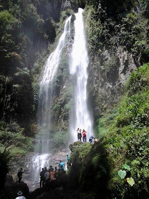 Minang Rancak – Air Terjun Suliti di Kabupaten Solok Selatan