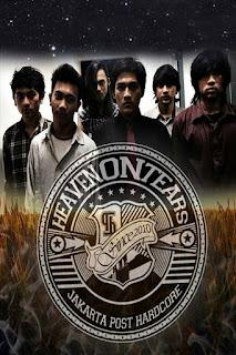 Heaven On Tears Band Post Hardcore Screamo Jakarta Tangerang