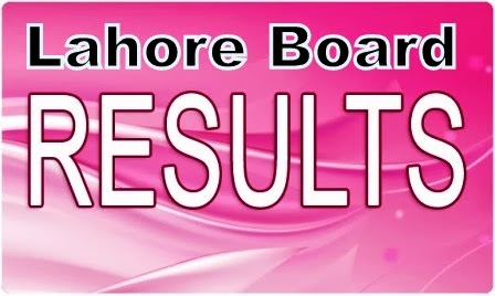 Lahore Board 5th Class Result