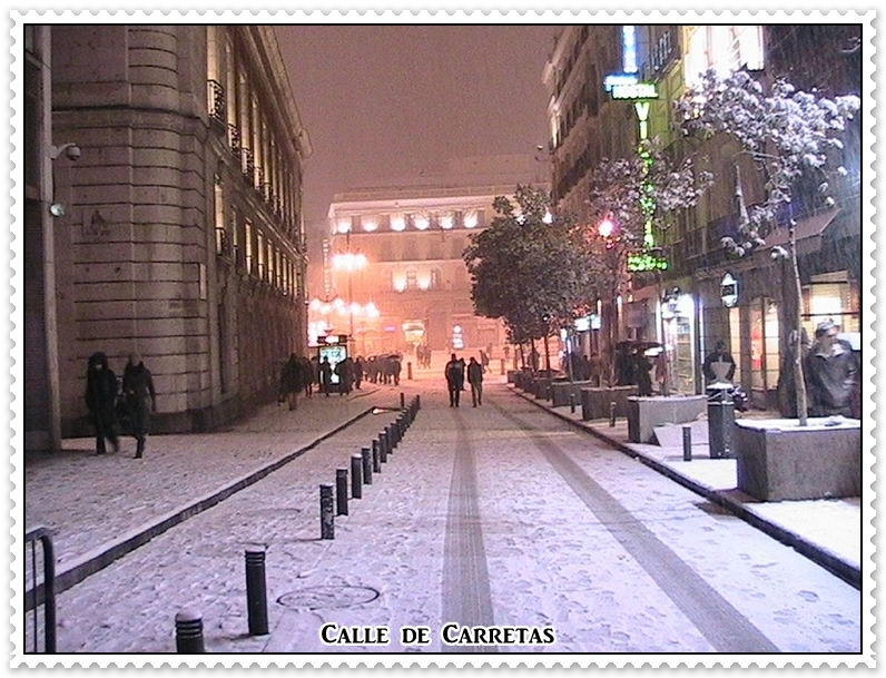 De madrid al cielo y en el cielo un agujerito para verlo for Calle loreto prado y enrique chicote 13
