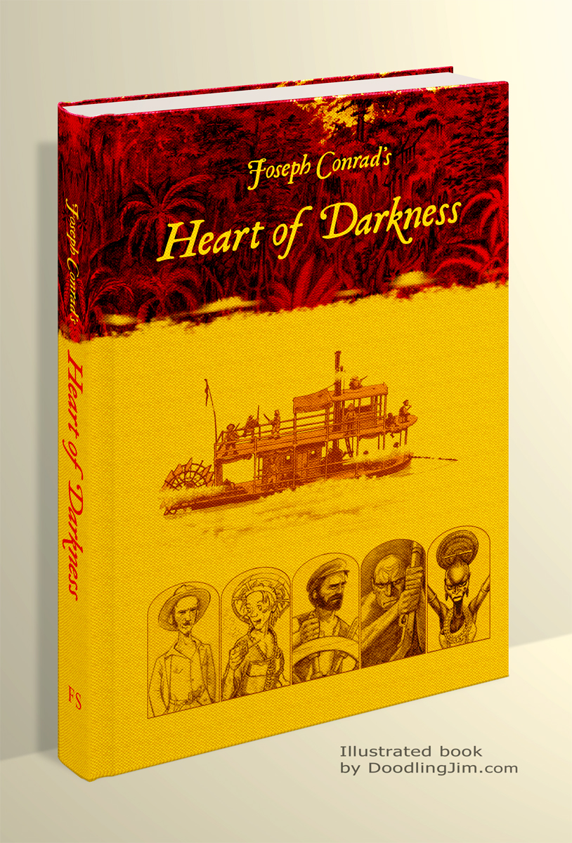 Has anyone read heart of darkness?