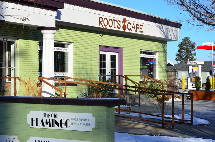 Millcreek Cafe Salt Lake City