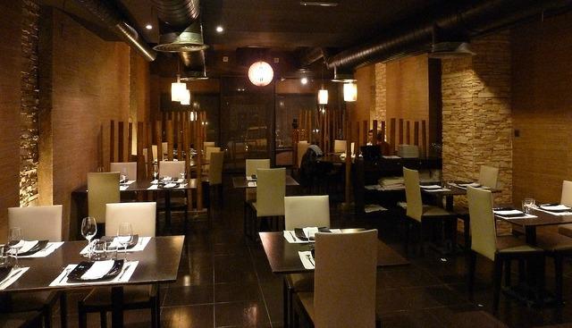 Garitos de madrid tapas bares restaurantes y discos for Cocina tailandesa madrid
