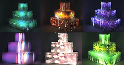 There are varieties of patterns and design available for cake mapping