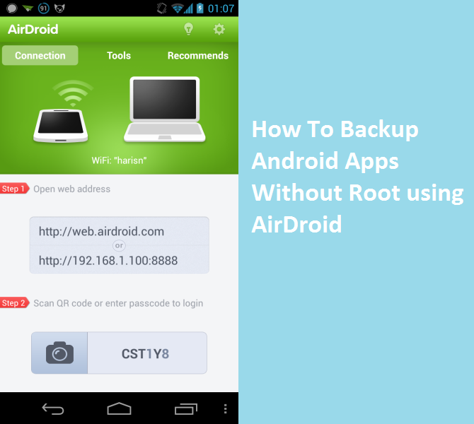 AirDroid for Android
