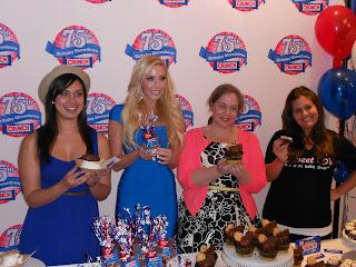 crunch+birthday+treats Nestle Crunch 75th Birthday Party At Sweet E's Bake Shop