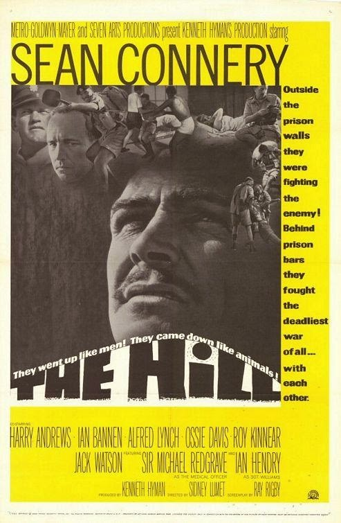 The Hill (La Colina) [1965] [BBRip] [Subtitulada]