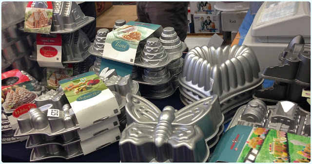Cake and Bake Show Manchester 2013 - Nordic Ware