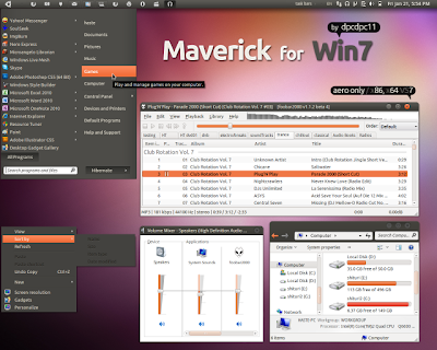 Maverick for Win7