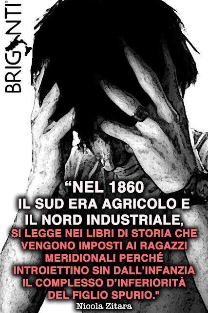Viva il Sud Italia - La storia del Meridione d'Italia distorta.