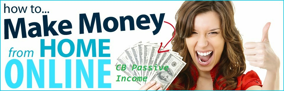 make money online by CB passive income