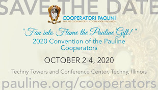 SAVE THE DATE PAULINE COOPERATOR CONVENTION