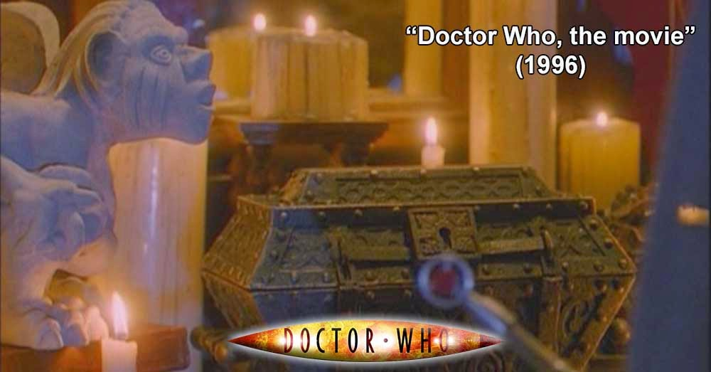 Doctor Who 156: Doctor Who, the movie