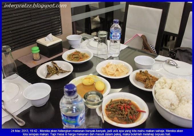 Tedi di Medan: Makan di Restoran Ayam Pop