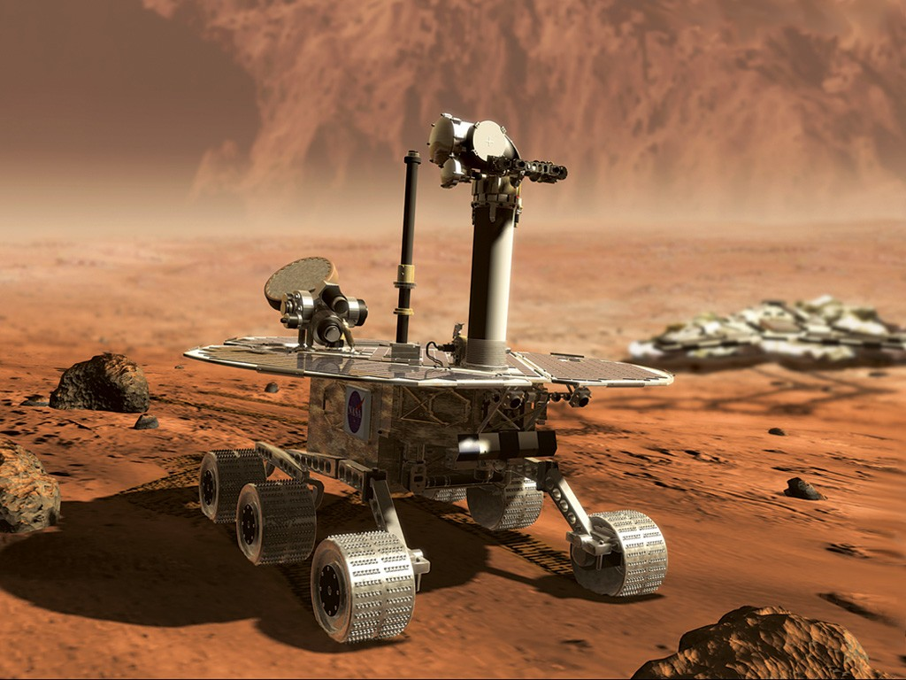Mars Rover - Mars || Top Wallpapers Download .blogspot.com