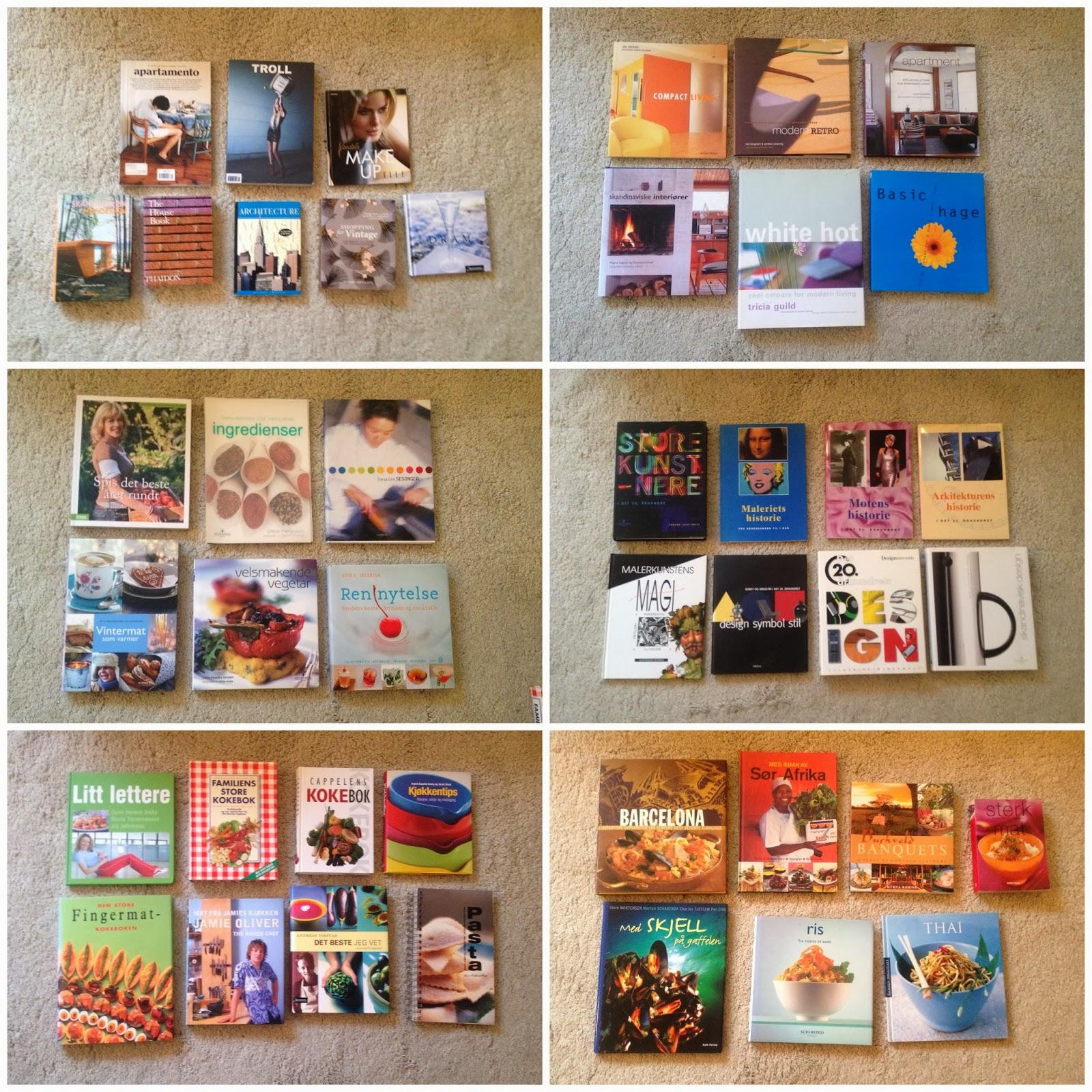 Interior Design Books And Cookbooks For Sale