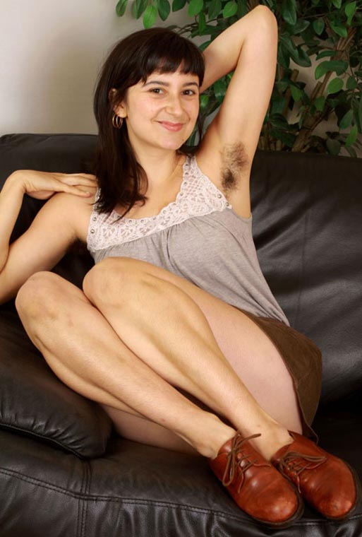 Sexy College Girl Hairy Armpits Pictures