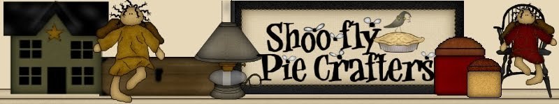 Shoo-Fly Pie Crafters