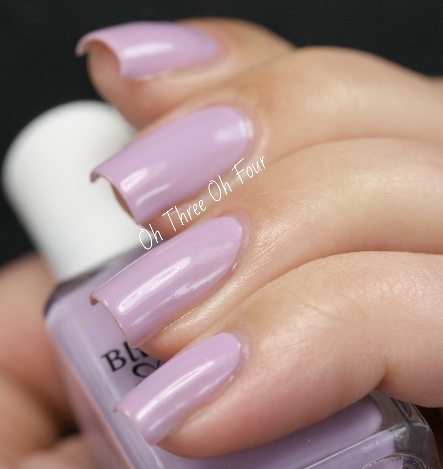 Blue-Eyed Girl Lacquer Purple Phlox Swatch