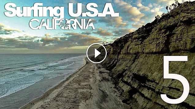 Surfing USA CALIFORNIA Part 5 - LuzuVlogs