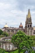 Guadalajara's countless charms are distributed equally and liberally . guadalajara