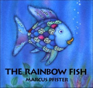 Book 21 the rainbow fish english for kids for Children s books about fish