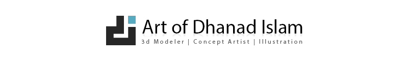 Art of Dhanad Islam