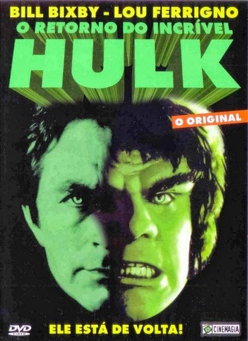 A Volta do Incrível Hulk – Dublado