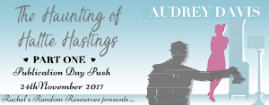Blog Tour - The Haunting of Hattie Hastings