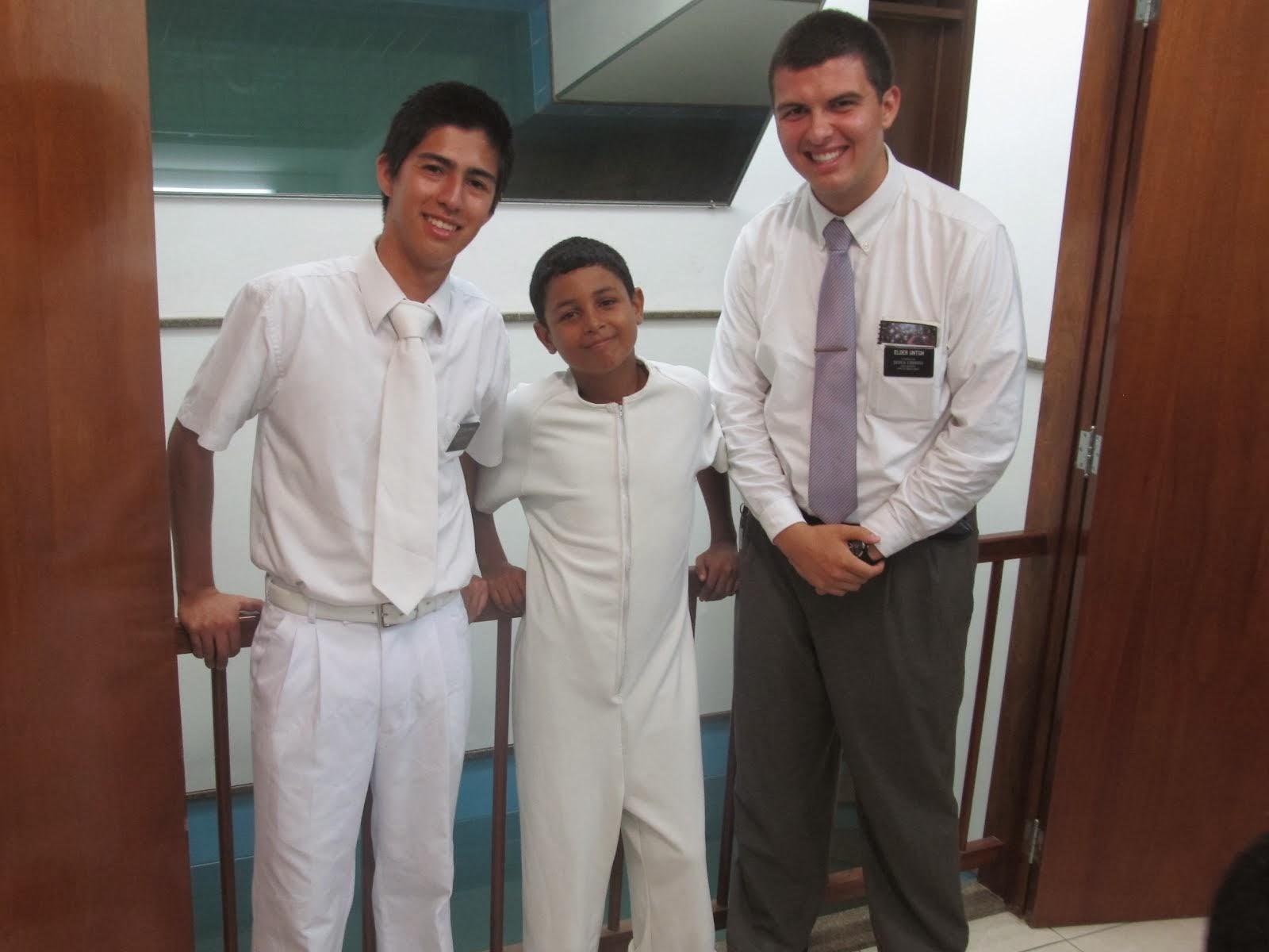 BAPTISM -- Oct. 16, 2013